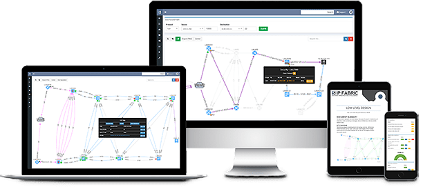 IP Fabric - Network management software