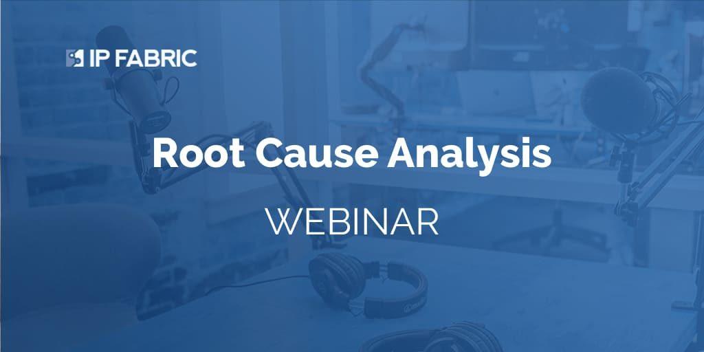 Root Cause Analysis - Web