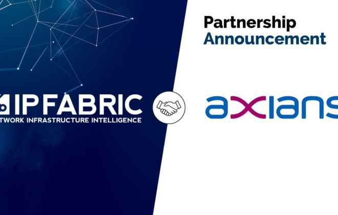 Partnership with Axians