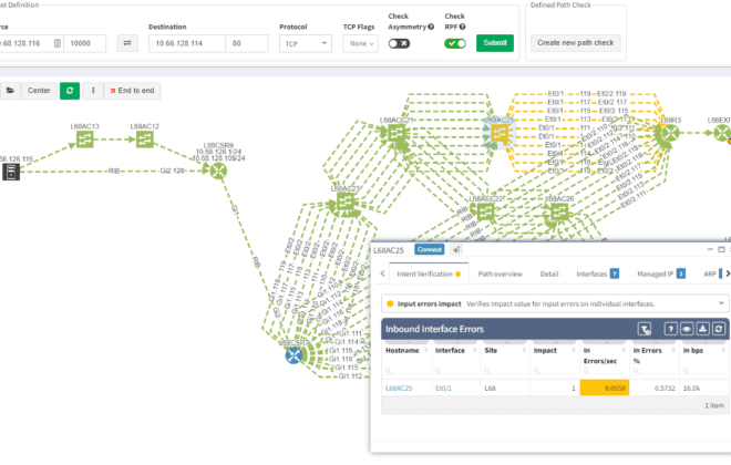 Visual Network Verification