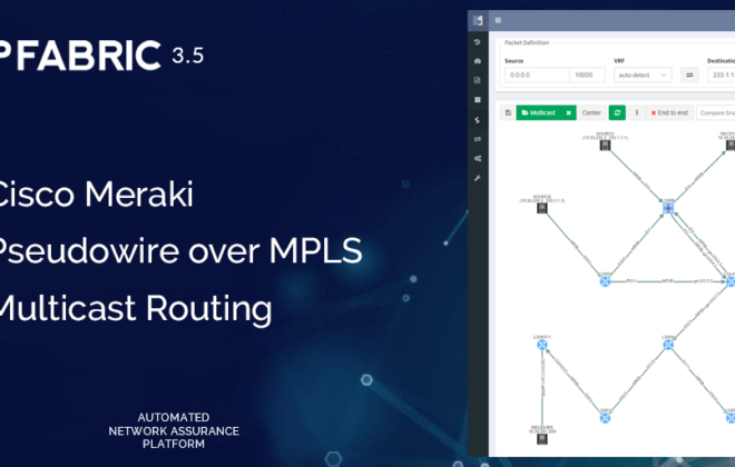 Release 3.5: Cisco Meraki