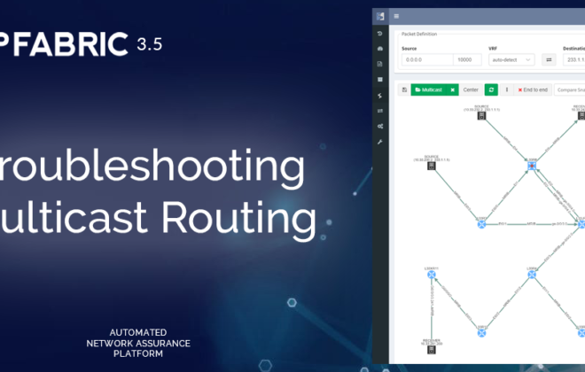 Troubleshooting Multicast Routing