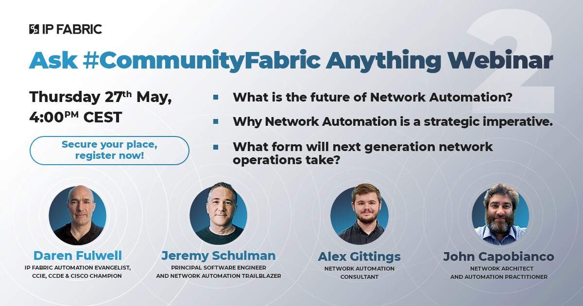 Ask CF Anything Part 2 Banner